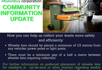 Waste Collection Post