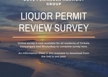 Liquor Permit Review Survey